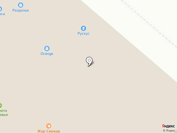 Бином авто на карте Нижнекамска