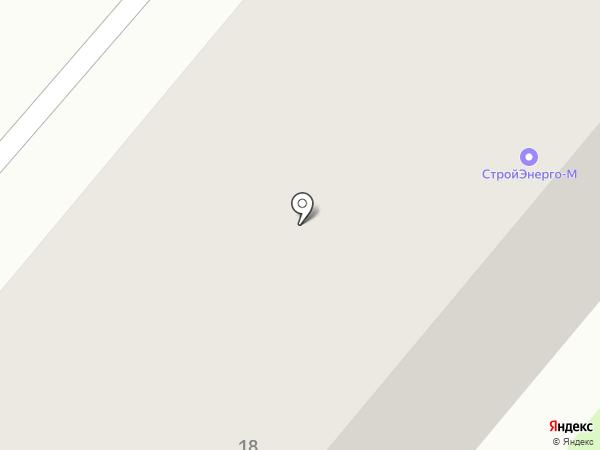 СтройЭнерго-М на карте Нижнекамска