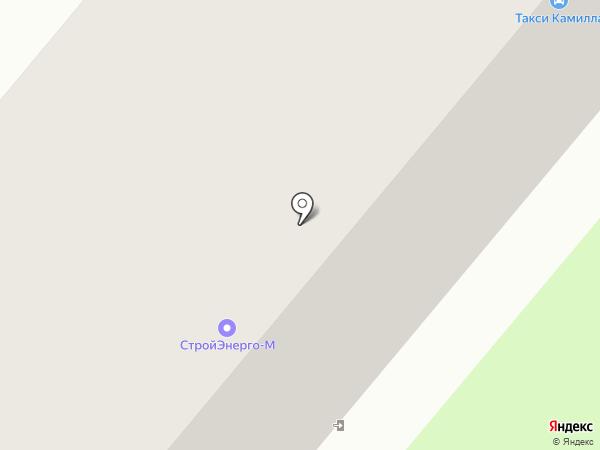 Мото-116 на карте Нижнекамска