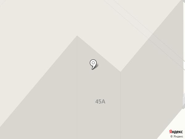 Престиж Авто на карте Нижнекамска