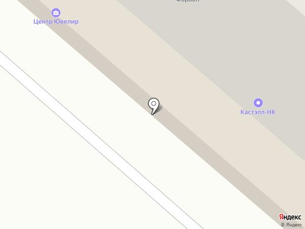 Ломбард Центр Ювелир на карте Нижнекамска