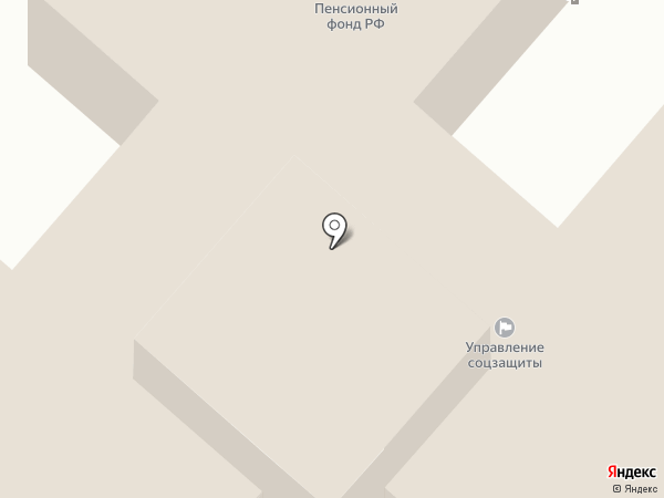 Управление социальной защиты Министерства труда, занятости и социальной защиты Республики Татарстан в Нижнекамском муниципальном районе на карте Нижнекамска