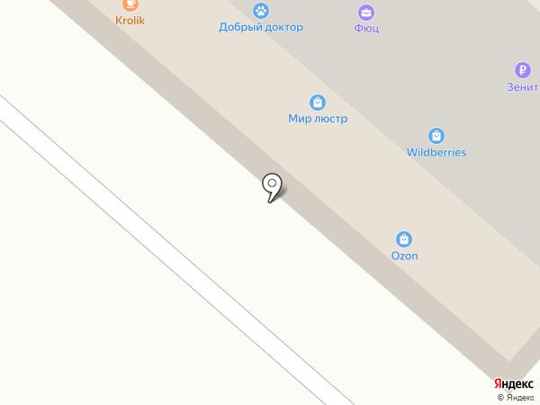 Krolik на карте Нижнекамска