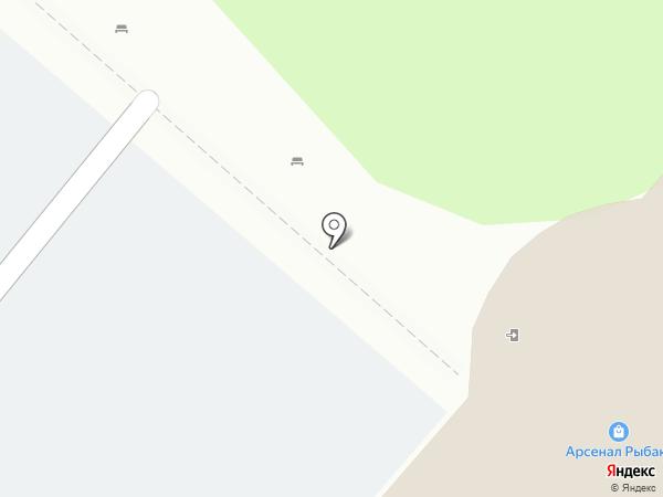 Gefest на карте Нижнекамска
