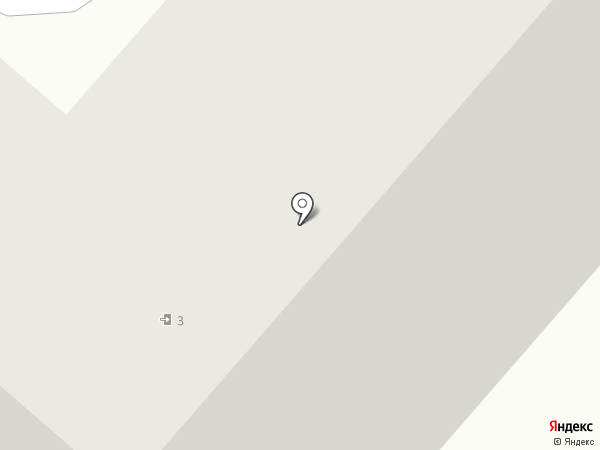 Подиум на карте Нижнекамска