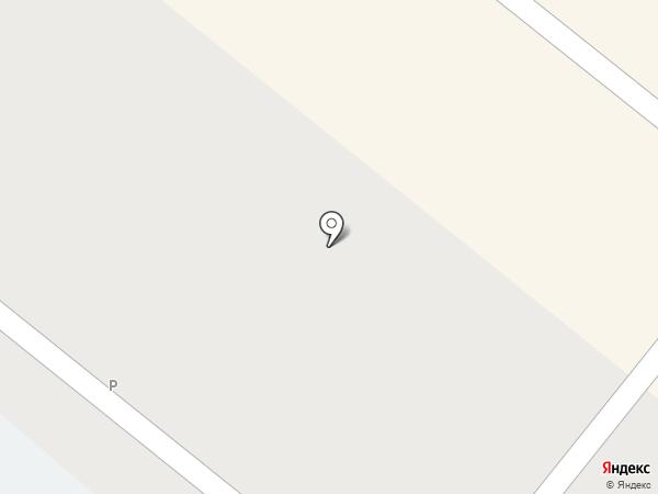 Автостоянка №7 на карте Нижнекамска