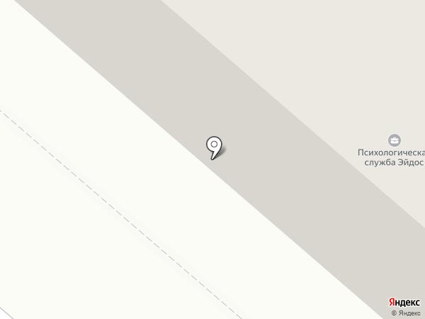 Эйдос на карте Нижнекамска