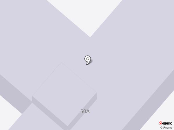 Детский сад №86 на карте Нижнекамска