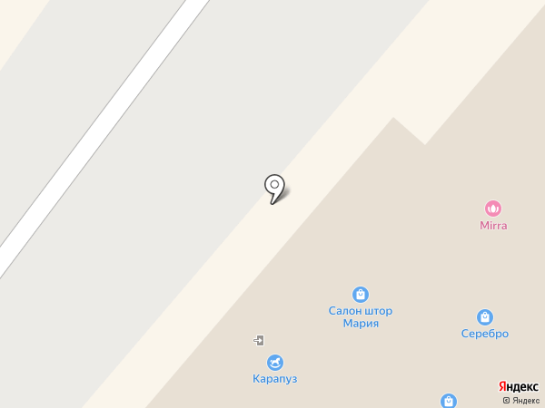 Казанские Аптеки на карте Нижнекамска