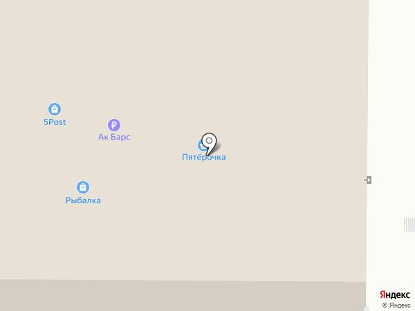 Beer House на карте Нижнекамска