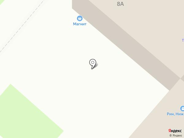 ТВ3 на карте Нижнекамска
