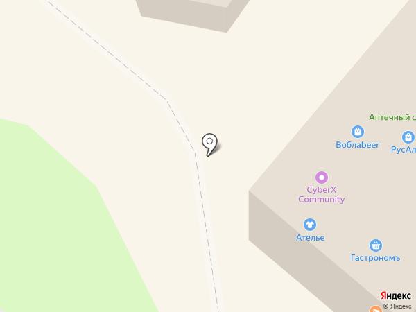 ЖАР свежар на карте Нижнекамска