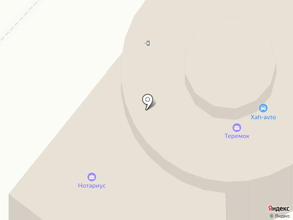 Нотариус Садикова Р.З. на карте Нижнекамска