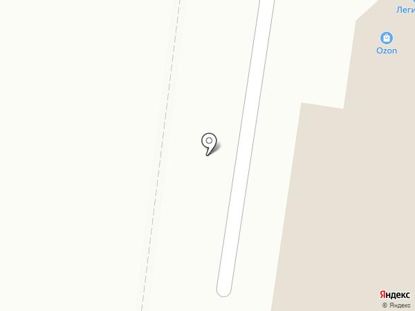 Pizzaman на карте Нижнекамска