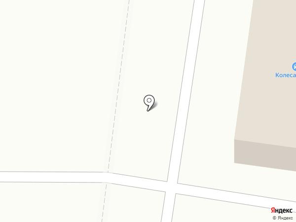 Kolesa Darom на карте Нижнекамска