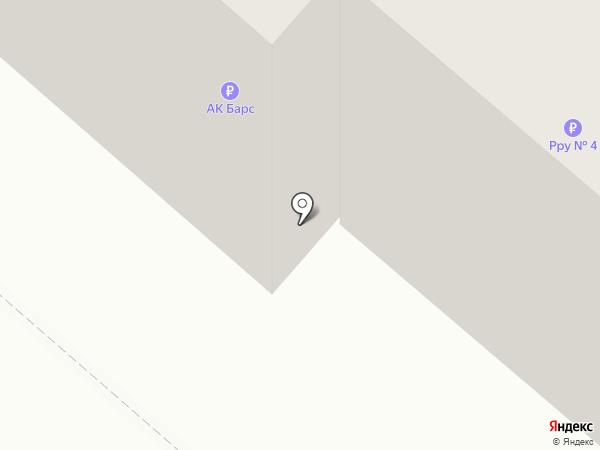 Единый расчетный центр на карте Нижнекамска