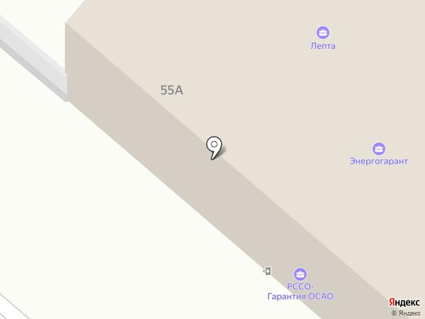 Курьер Сервис Экспресс Нижнекамск на карте Нижнекамска