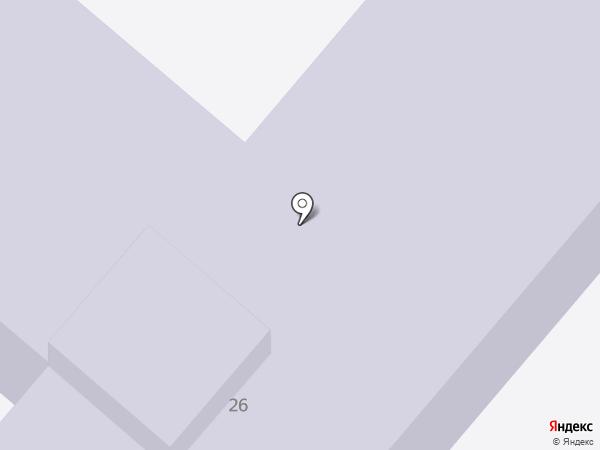 Детский сад №76, Айгуль на карте Нижнекамска