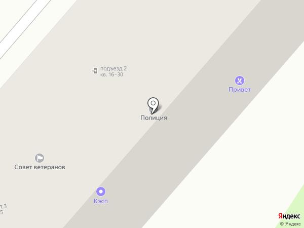Камэнергостройпром на карте Нижнекамска