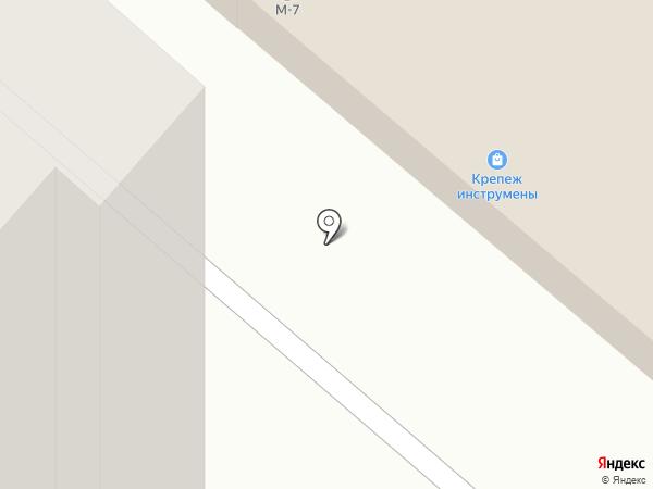 Экона на карте Нижнекамска