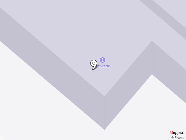 Клаксон на карте Нижнекамска