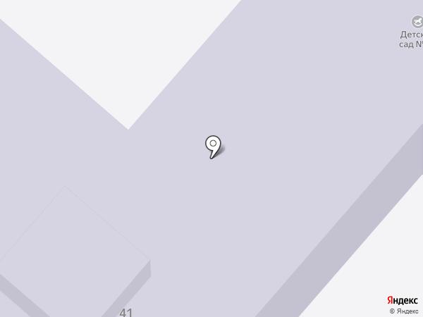 Детский сад №72, Теремок на карте Нижнекамска