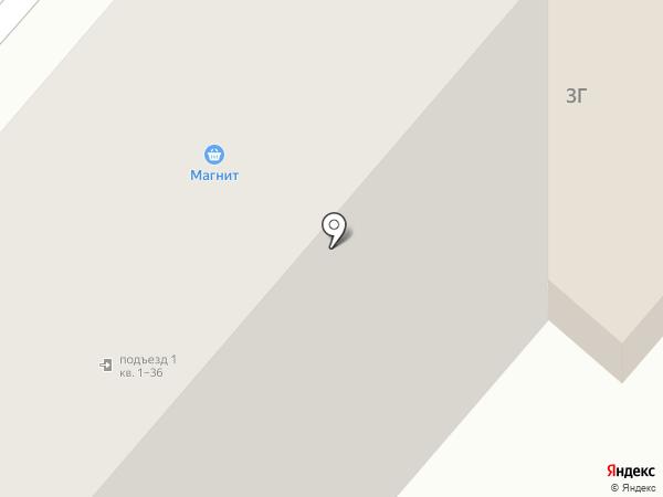 Магазин посуды на карте Нижнекамска