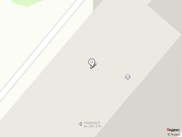 Бриония на карте Нижнекамска
