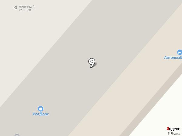 Кофе`ОК на карте Нижнекамска