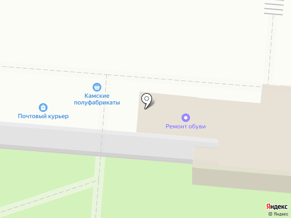 Ортекс Мед на карте Нижнекамска