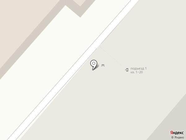 ЖКХ-4 НК на карте Нижнекамска