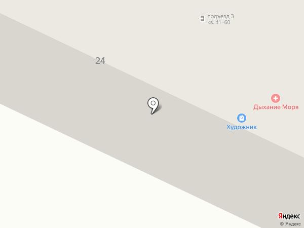 Удачи на карте Нижнекамска