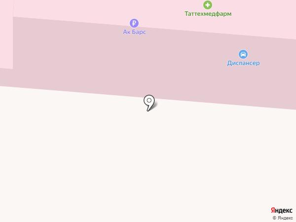 Витан Плюс.ru на карте Нижнекамска