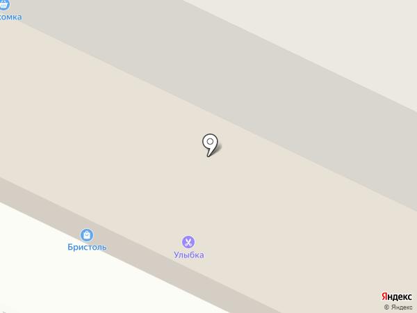 Домашний доктор на карте Нижнекамска
