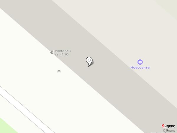 Апрайс на карте Нижнекамска