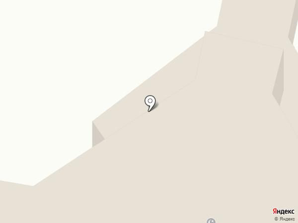 Нижнекамский мухтасибат на карте Нижнекамска