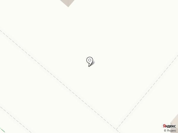 Киоск по продаже хлебобулочных изделий на карте Нижнекамска