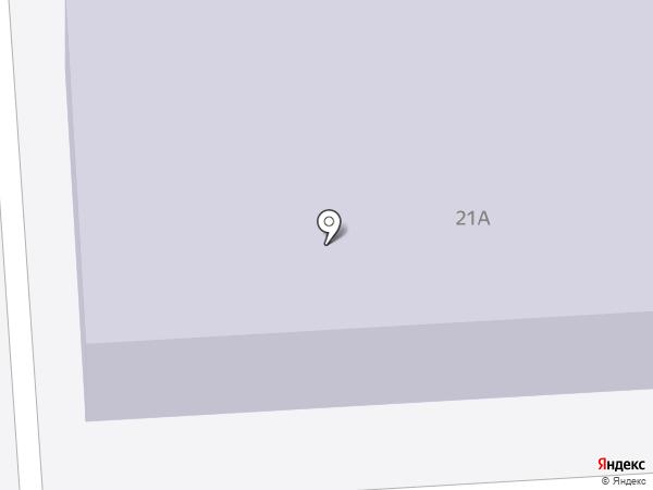 Детский сад №3, Солнышко на карте Нижнекамска