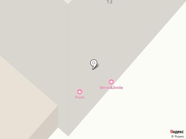 ДОКА на карте Нижнекамска