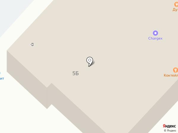 Шатура на карте Нижнекамска