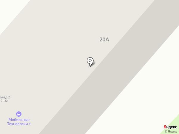Центр ритуальных услуг на карте Нижнекамска