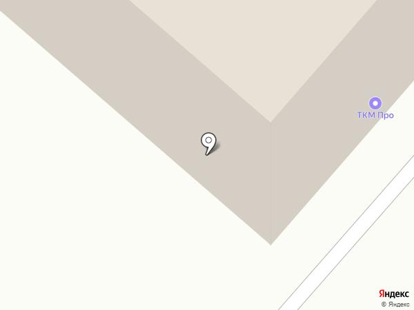 Гамбриниус на карте Нижнекамска