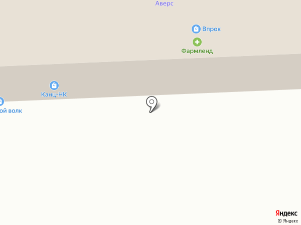 Канц-НК на карте Нижнекамска