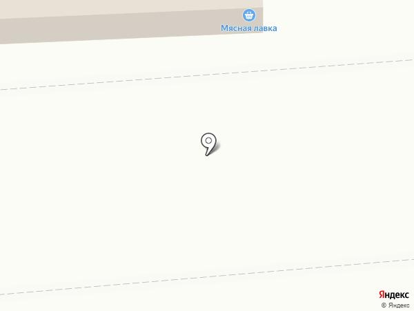 Челны-Бройлер на карте Нижнекамска