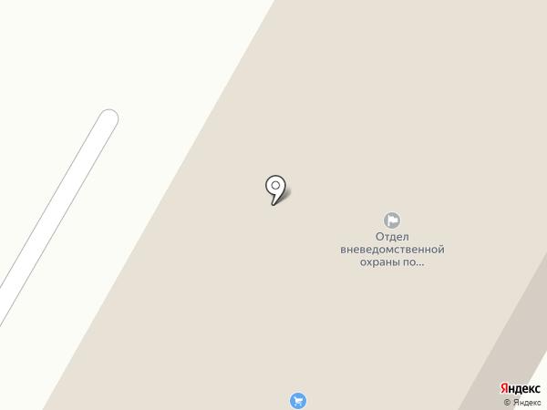 Нижнекамскгаз на карте Нижнекамска