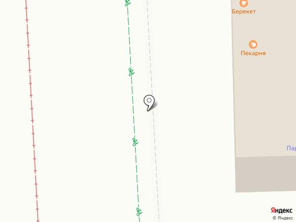 Бережная аптека на карте Нижнекамска