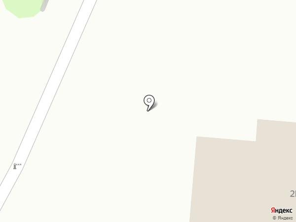 Южная на карте Красного Ключа