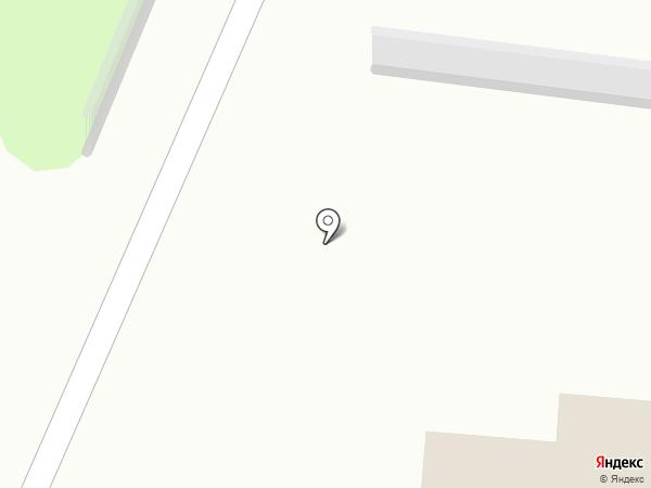 Автомойка на карте Красного Ключа