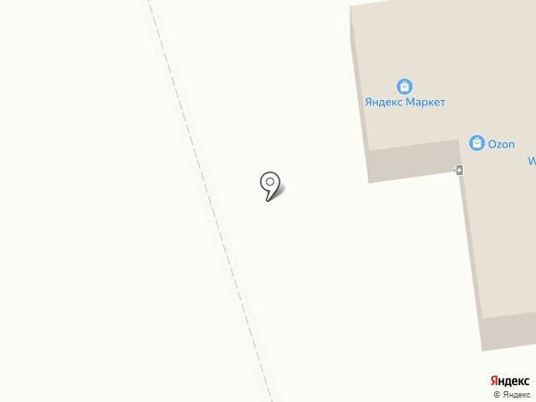 Кызыл Чишме на карте Красного Ключа