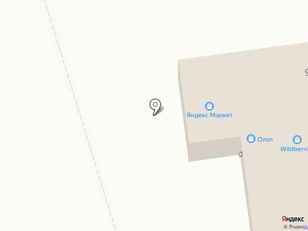 QIWI на карте Красного Ключа